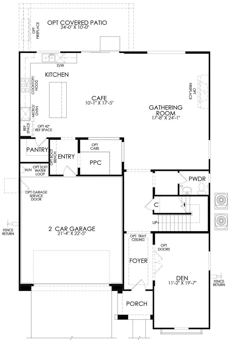 Aurora | Ferndale First Floor