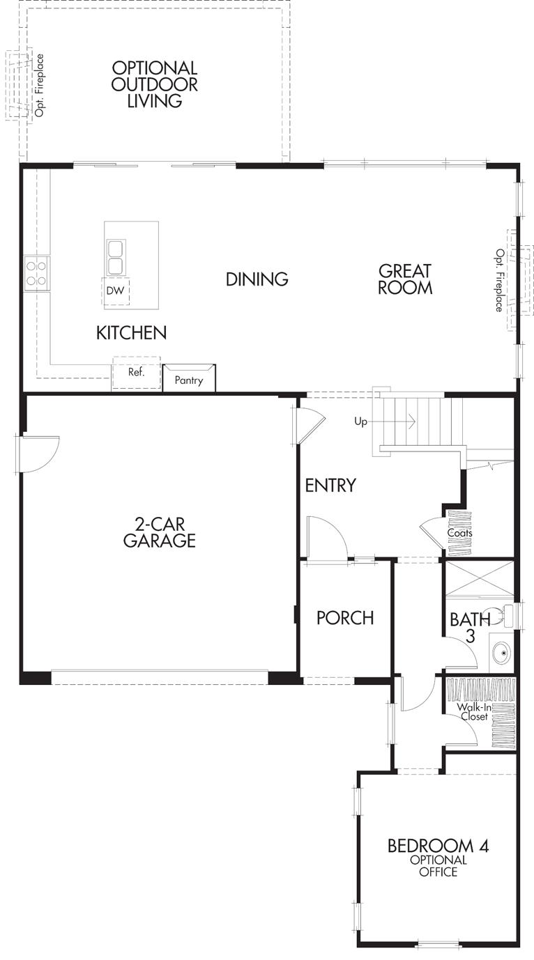 Seville | Residence One First Floor