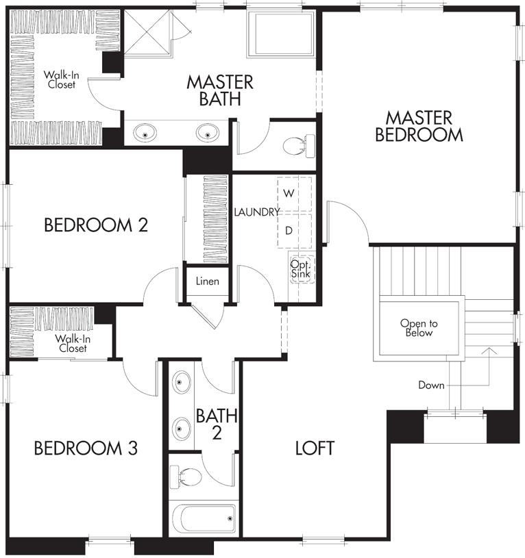 Seville | Residence One Second Floor