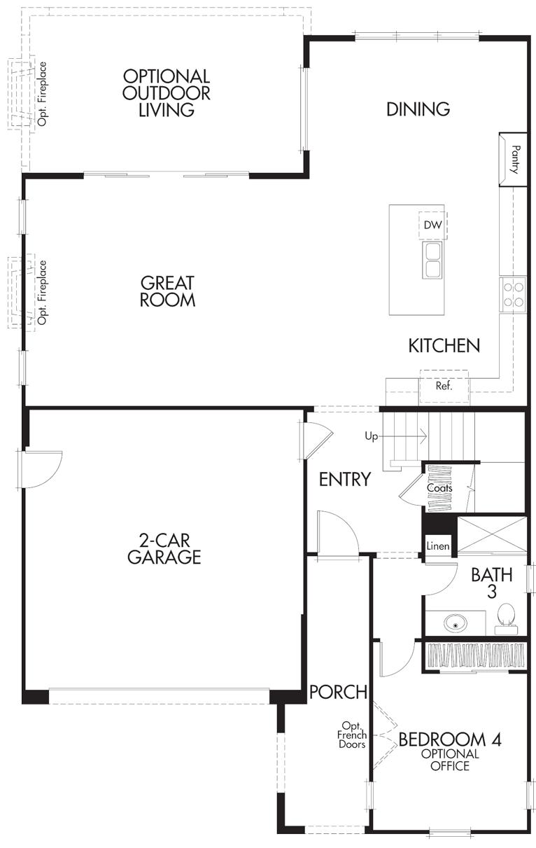 Seville | Residence Three First Floor