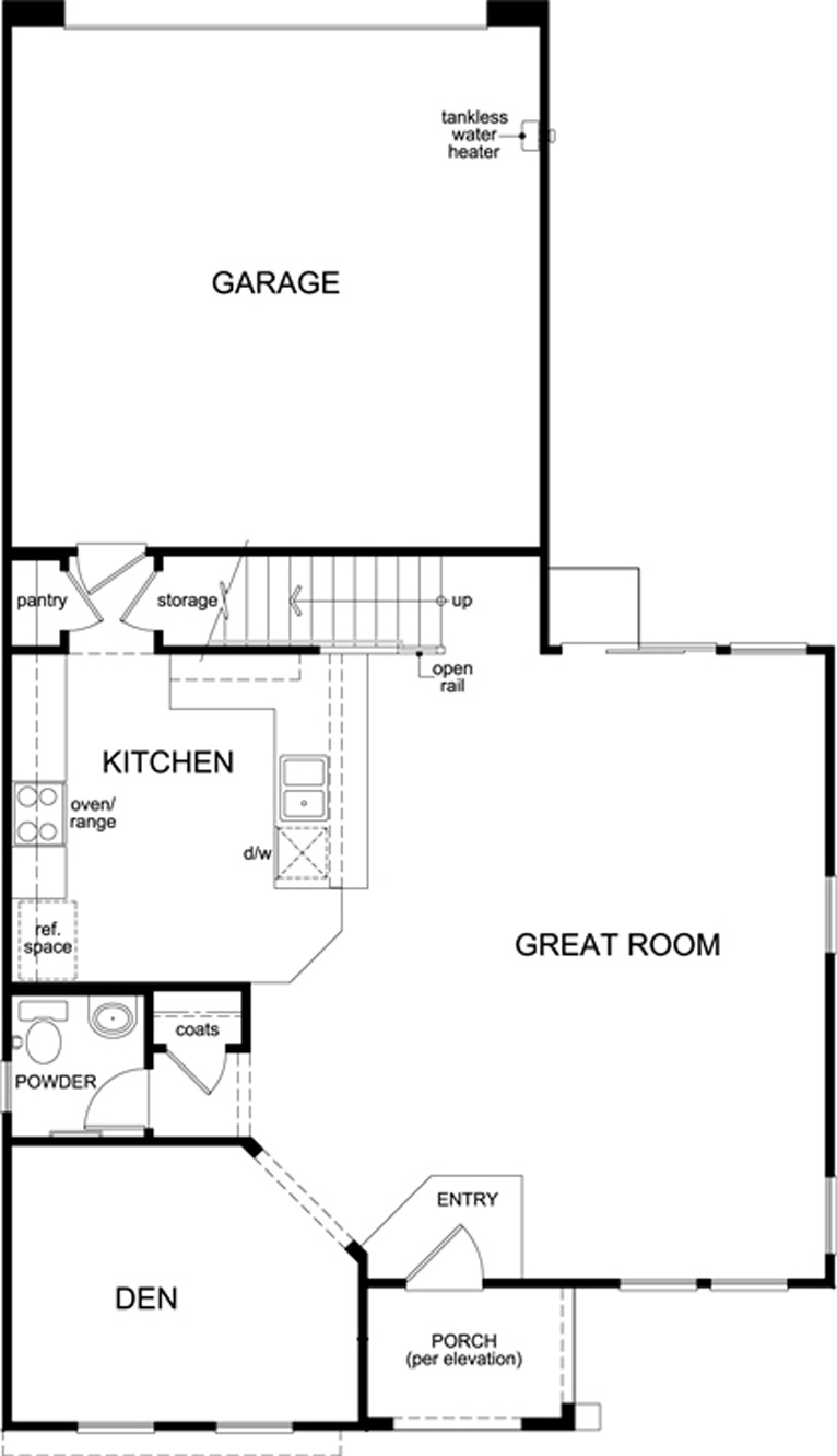 Willowmore | Residence 2280 First Floor