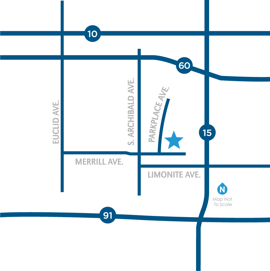 park place map