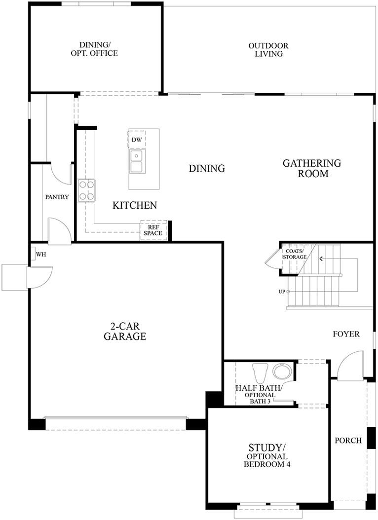 Mariposa | Residence 2 First Floor