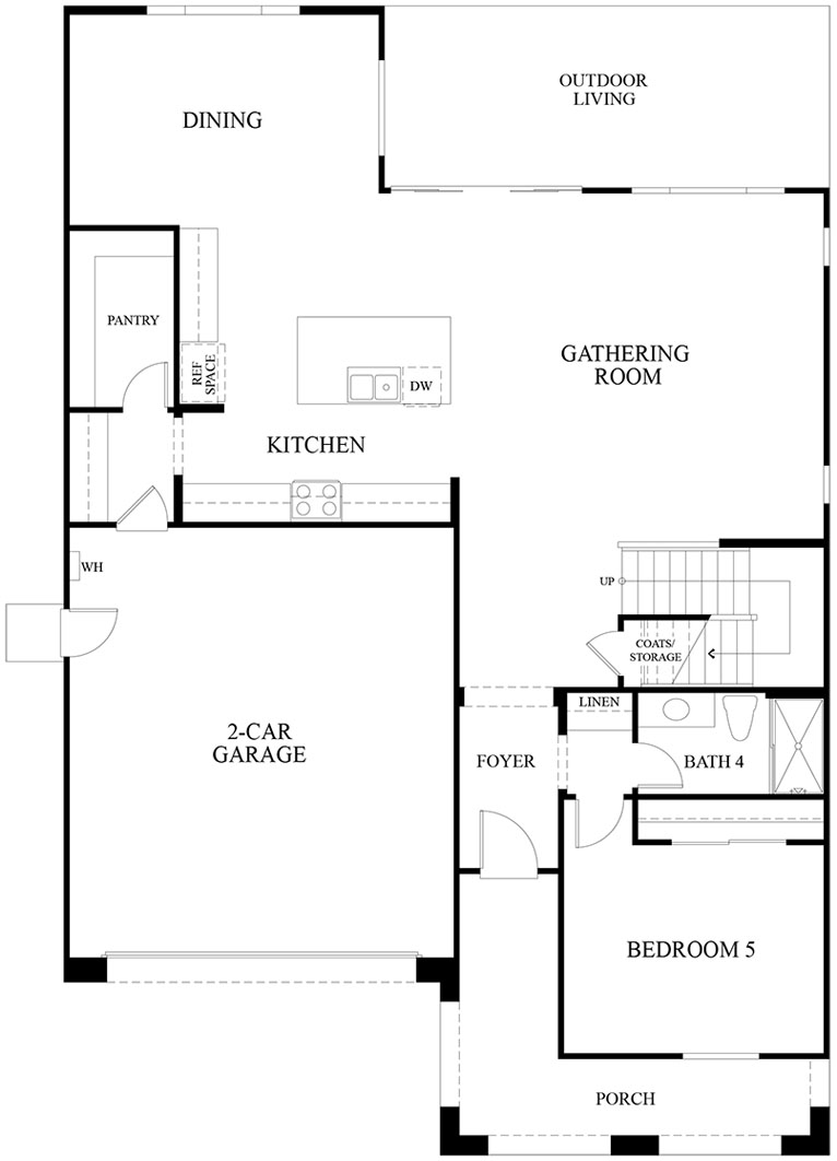 Mariposa | Residence 3 First Floor