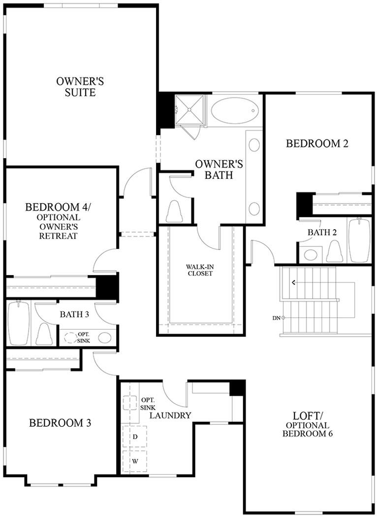 Mariposa   Residence 3 Second Floor